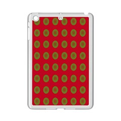 Christmas Paper Wrapping Paper Ipad Mini 2 Enamel Coated Cases by Nexatart