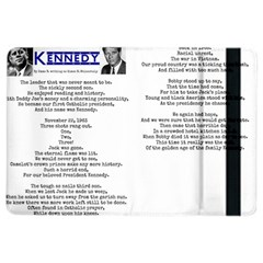 Kennedy Poem Ipad Air 2 Flip by athenastemple