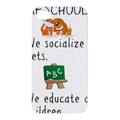 Homeschoolers Socialize Apple Iphone 4/4s Hardshell Case by athenastemple