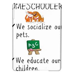 Homeschoolers Socialize Ipad Air Hardshell Cases by athenastemple