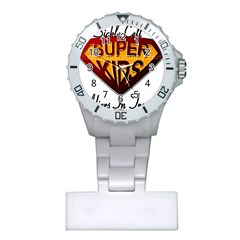 Sickle Super Kids  Plastic Nurses Watch