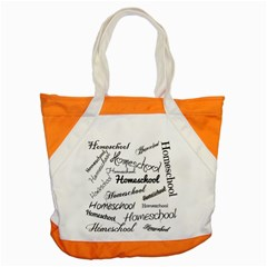 Homeschool Accent Tote Bag by athenastemple