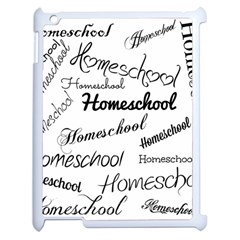 Homeschool Apple Ipad 2 Case (white) by athenastemple