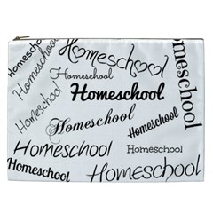 Homeschool Cosmetic Bag (xxl)  by athenastemple