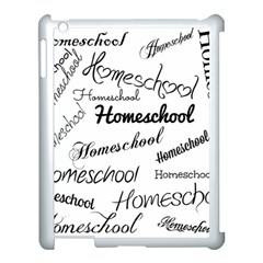 Homeschool Apple Ipad 3/4 Case (white) by athenastemple