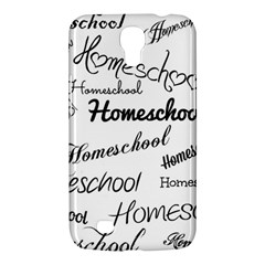 Homeschool Samsung Galaxy Mega 6 3  I9200 Hardshell Case by athenastemple