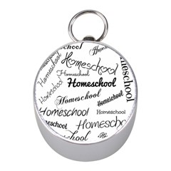 Homeschool Mini Silver Compasses by athenastemple