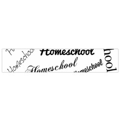 Homeschool Flano Scarf (small) by athenastemple