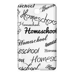Homeschool Samsung Galaxy Tab 4 (8 ) Hardshell Case  by athenastemple