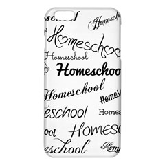 Homeschool Iphone 6 Plus/6s Plus Tpu Case by athenastemple