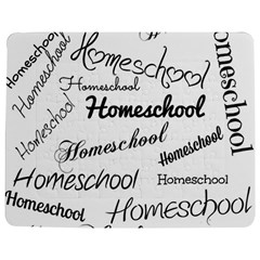 Homeschool Jigsaw Puzzle Photo Stand (rectangular) by athenastemple