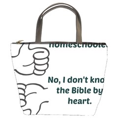 Bible No Bucket Bags by athenastemple