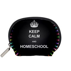Keepcalmhomeschool Accessory Pouches (small)  by athenastemple