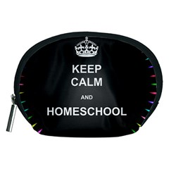 Keepcalmhomeschool Accessory Pouches (medium)  by athenastemple