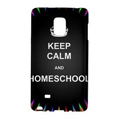 Keepcalmhomeschool Galaxy Note Edge by athenastemple