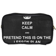 Lessonplan Toiletries Bags