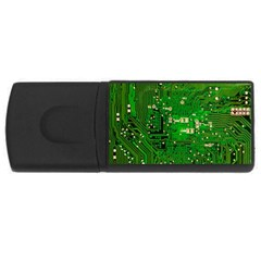 Circuit Board Usb Flash Drive Rectangular (4 Gb) by Nexatart