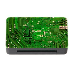 Circuit Board Memory Card Reader With Cf by Nexatart