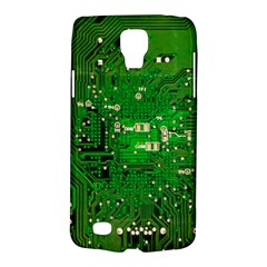 Circuit Board Galaxy S4 Active by Nexatart