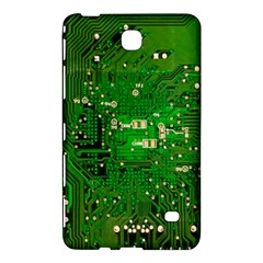 Circuit Board Samsung Galaxy Tab 4 (7 ) Hardshell Case  by Nexatart