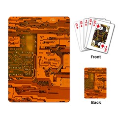 Circuit Playing Card