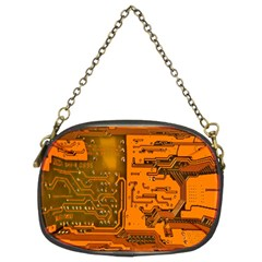 Circuit Chain Purses (two Sides)  by Nexatart
