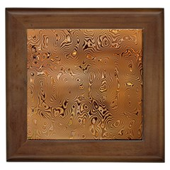 Circuit Board Pattern Framed Tiles