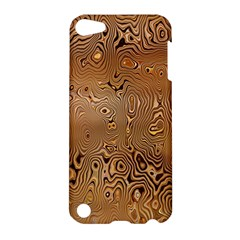 Circuit Board Pattern Apple Ipod Touch 5 Hardshell Case by Nexatart