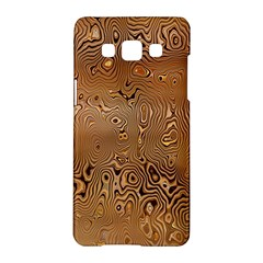 Circuit Board Pattern Samsung Galaxy A5 Hardshell Case  by Nexatart