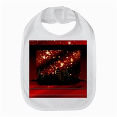 City Silhouette Christmas Star Amazon Fire Phone by Nexatart