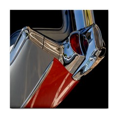 Classic Car Design Vintage Restored Face Towel