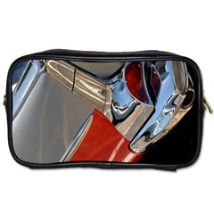 Classic Car Design Vintage Restored Toiletries Bags 2 Side by Nexatart
