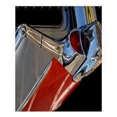 Classic Car Design Vintage Restored Shower Curtain 60  X 72  (medium)