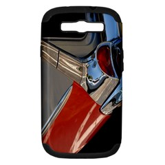 Classic Car Design Vintage Restored Samsung Galaxy S Iii Hardshell Case (pc+silicone) by Nexatart