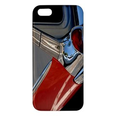 Classic Car Design Vintage Restored Apple Iphone 5 Premium Hardshell Case by Nexatart