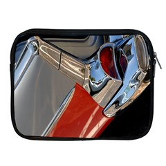 Classic Car Design Vintage Restored Apple Ipad 2/3/4 Zipper Cases by Nexatart