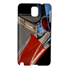 Classic Car Design Vintage Restored Samsung Galaxy Note 3 N9005 Hardshell Case by Nexatart