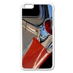 Classic Car Design Vintage Restored Apple Iphone 6 Plus/6s Plus Enamel White Case by Nexatart