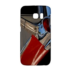 Classic Car Design Vintage Restored Galaxy S6 Edge by Nexatart