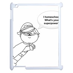 Super Apple Ipad 2 Case (white) by athenastemple