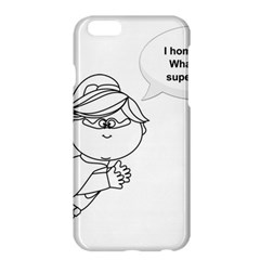 Super Apple Iphone 6 Plus/6s Plus Hardshell Case by athenastemple