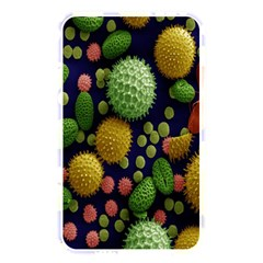 Colorized Pollen Macro View Memory Card Reader by Nexatart