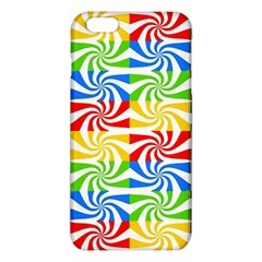 Colorful Abstract Creative Iphone 6 Plus/6s Plus Tpu Case by Nexatart