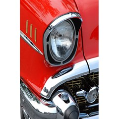 Classic Car Red Automobiles 5 5  X 8 5  Notebooks by Nexatart