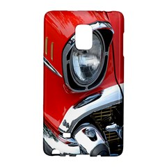 Classic Car Red Automobiles Galaxy Note Edge by Nexatart