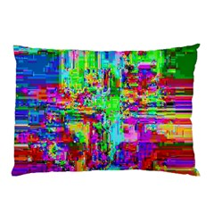 Compression Pattern Generator Pillow Case (two Sides) by Nexatart