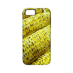 Corn Grilled Corn Cob Maize Cob Apple Iphone 5 Classic Hardshell Case (pc+silicone)
