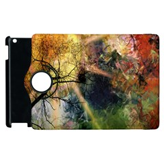 Decoration Decorative Art Artwork Apple Ipad 2 Flip 360 Case by Nexatart