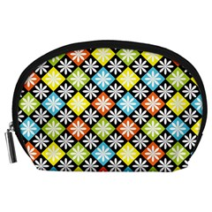 Diamonds Argyle Pattern Accessory Pouches (large)