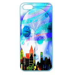 Dirty Dirt Spot Man Doll View Apple Seamless Iphone 5 Case (color) by Nexatart